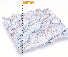 3d view of Namtao