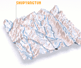 3d view of Shupyangtum