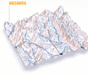 3d view of Wasawng