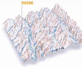 3d view of Pushe