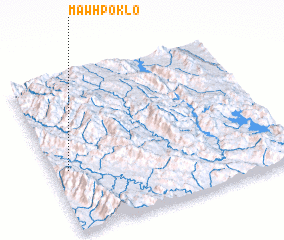 3d view of Mawhpoklo