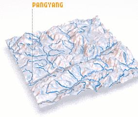 3d view of Pang-yang