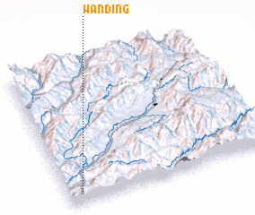 3d view of Wanding