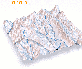 3d view of Chechin