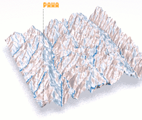 3d view of Pawa