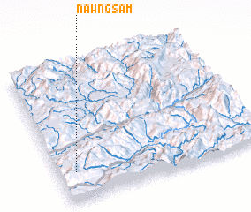 3d view of Nawngsam