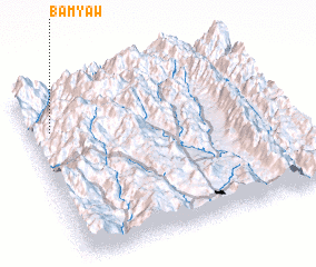 3d view of Bamyaw