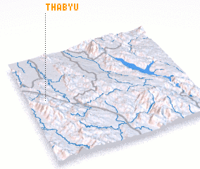 3d view of Thabyu