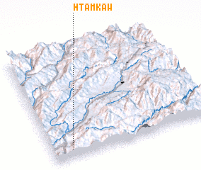 3d view of Htamkaw