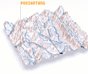 3d view of Poksantang