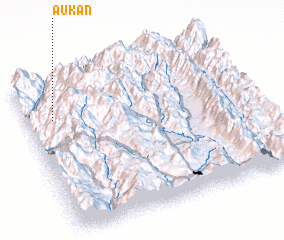 3d view of Aukan
