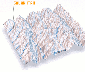3d view of Salawhtak