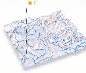 3d view of Kio-it