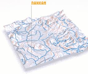 3d view of Nahkam