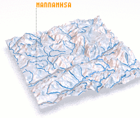 3d view of Mān Namhsa