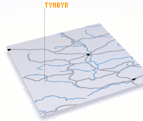 3d view of Tymbyr