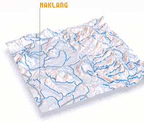 3d view of Māklāng