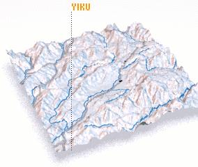 3d view of Yi-ku