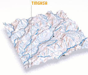 3d view of Tinghsa