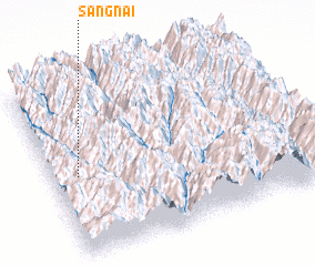 3d view of Sangnai