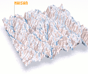 3d view of Maisan