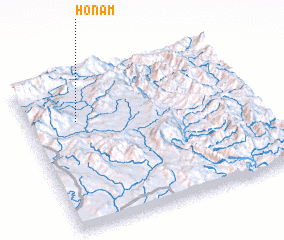 3d view of Ho-nam