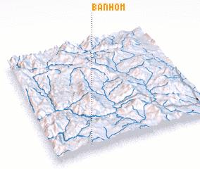 3d view of Ban Hom
