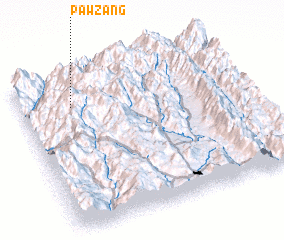 3d view of Pawzang
