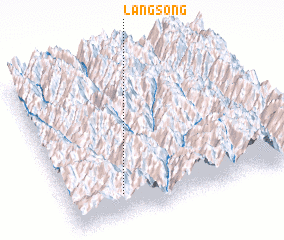 3d view of Lang Song