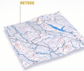 3d view of Meteke