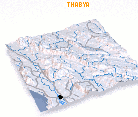 3d view of Thabya