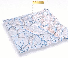 3d view of Nam-awn