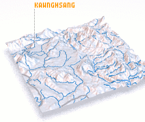 3d view of Kawnghsang