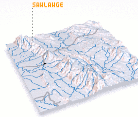 3d view of Sawlawge