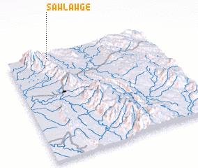 3d view of Sawlawge