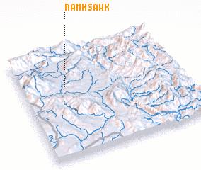3d view of Namhsawk
