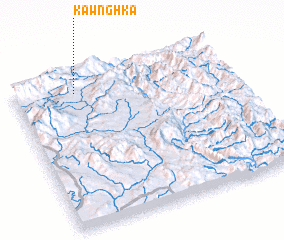 3d view of Kawnghka