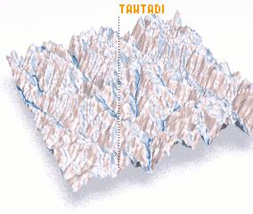 3d view of Tawtadi