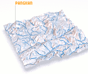 3d view of Pangkan