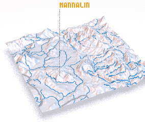 3d view of Mān Na-lin