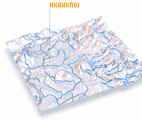 3d view of Hkawknoi