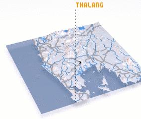 3d view of Thalang