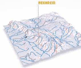 3d view of Mekhrein
