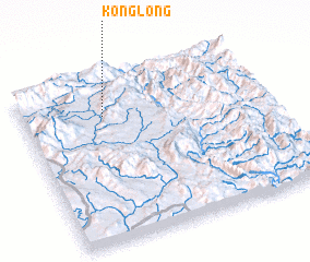3d view of Konglong