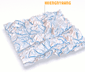 3d view of Hkengnyawng