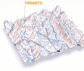 3d view of Taiawhtu