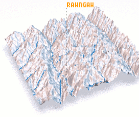 3d view of Rawng-aw