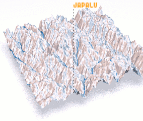 3d view of Japalu