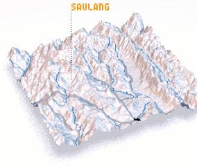 3d view of Saulang