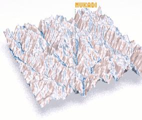 3d view of Mukadi
